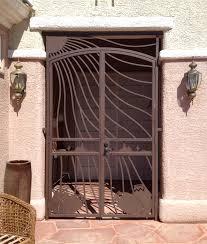 entryway gates artistic iron works ornamental wrought iron