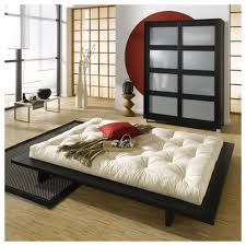 Japanese Futon Bed Frame Kakebuton Comforter A Dining Room Japanese Pict Of
