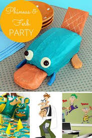 phineas s u0027more bites phineas and ferb birthday party ideas