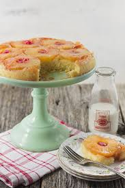 pineapple upside down cake from scratch the country contessa