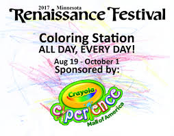 contests and promotions minnesota renaissance festival