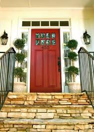 Picking A Front Door Color Trying To Pick A Color For Our Front Door It U0027s A Ranch Style 40s