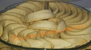corne de cuisine gâteaux marocain corne de gazelle kaab legzhal cuisine de mes