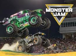 Watch Your Favorite Monster Trucks Go Head To Head At Monster Jam