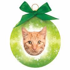 tabby cat bauble calendar club uk