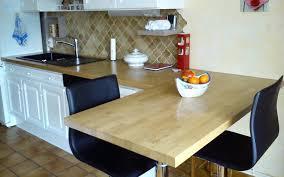 plan table de cuisine table de cuisine plan de travail avantage plan de travail en bois
