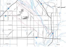 San Bernardino County Map Bf Goodrich Rialto Public Health Activities