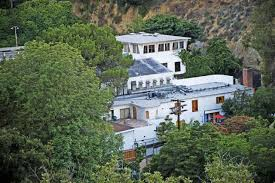Brentwood California Celebrity Homes homes of movie stars in hollywood and beverly hills