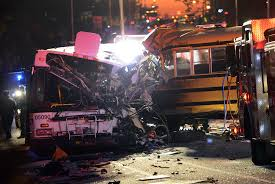 Pottery Barn In Baltimore Baltimore Bus Crash Six Dead After Bus Collides With