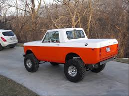 jeep honcho twister 1977 international pickup information and photos momentcar