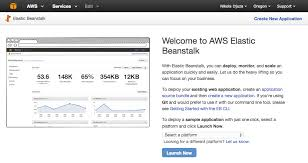 how to deploy a ruby on rails application to elastic beanstalk