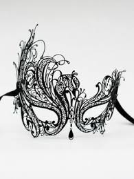 mask for masquerade party collection men women black b6 combo cut venetian
