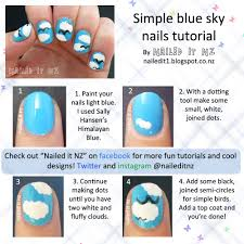 a nail art blog from new zealand focused on hand painted nail