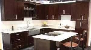 modern range hood luxor island in sandler kitchen by design used