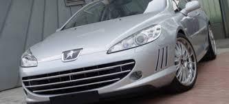 Peugeot 407 Coupé Por Musketier Agresividad Francesa Diariomotor