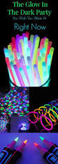 Blacklight Halloween Party Ideas by 256 Best Glow In The Dark Neon Party Images On Pinterest Neon