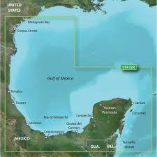 Map Gulf Of Mexico by Garmin Vus032r Southern Gulf Mexico Bluechart G2 Vision Detailed