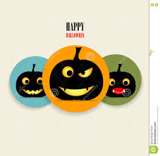 halloween design background happy halloween design background and cute note paper vector il