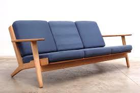 hans wegner plank sofa hans wegner ge290 plank sofa 1704915 grandfather s axe