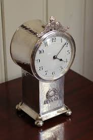 edwardian silver plated pedestal clock at 1stdibs loversiq edwardian silver plated pedestal clock at 1stdibs design office space real estate office design