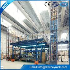 mezzanine steel structure floor drawing cad mezzanine steel