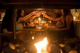 Lit Mezzanine Prado Best Bars U0026 Restaurants With Fireplaces
