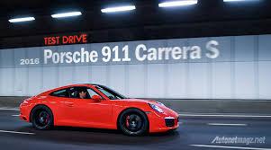 porsche 911 indonesia porsche 911 s indonesia 2016 test drive review autonetmagz