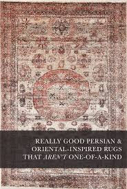 Chris Madden Rugs Really Good Persian And Oriental Inspired Rugs That Aren U0027t One Of