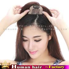 thinning hair in women on top of head top quality hairpieces 100 real hair thin skin men s toupees or