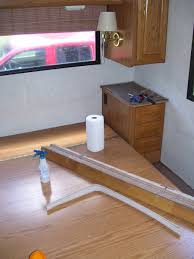 Installing Laminate Flooring In Rv Penny U0027s Tuppence 2 Cents In Brit Liven Up Your Rv Carpet