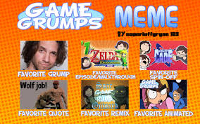 Game Grumps Memes - my favorite game grumps memes by superluffy123 on deviantart