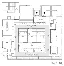 retail shop floor plan gallery of inb hyogo dress shop process5 design 17 hyogo
