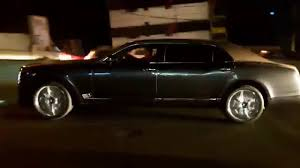 2017 bentley mulsanne ebw in india youtube