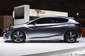 subaru concept truck subaru impreza sedan concept may look like this