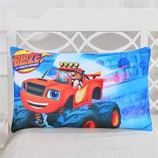 Monster Truck Bed Set Moonpalace Cartoon Bedding Set Blaze And Monster Machine Duvet