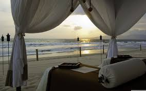beach bed 4k hd desktop wallpaper for 4k ultra hd tv u2022 tablet