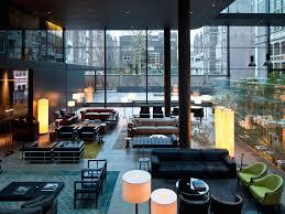 design hotel amsterdam the coolest design hotels in amsterdam photos condé nast traveler