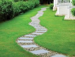 Walkway Garden Ideas Chic Pathway Ideas For Backyard 10 Diy Garden Path Ideas How To