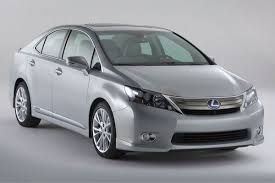 buy lexus hs 250h lexus hs250h 2010 car review honest john