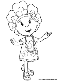 19 fifi flowertots coloring pages 19 fifi