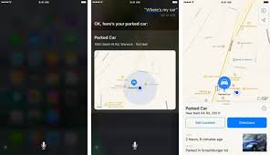 Map My Ride App How To Find Your Car With Siri And The Maps App On Iphone Imore