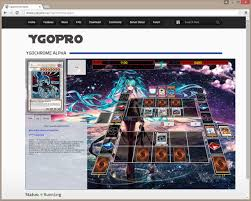 aptoide ygopro 1 4 introducing ygochrome play ygopro in a web browser news and