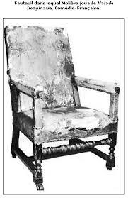 fauteuil de malade tout molière iconographie autres