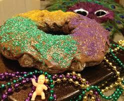 king cake for mardi gras mardi gras king cake ii coconut brownie