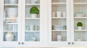 Kitchen Cabinet Glass Door White Glass Door Kitchen Cabinets Awesome Cabinet Inserts The