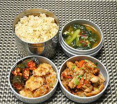 korean mushroom porridge recipe korean mushrooms and rice