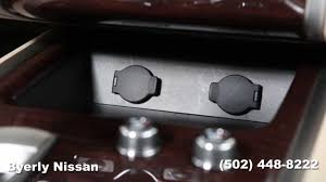 nissan pathfinder 2014 youtube using the power outlets on your 2014 nissan pathfinder from byerly