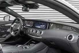 mercedes dashboard 2015 mercedes benz s63 amg coupe dashboard next year cars