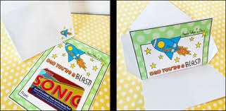 sonic gift cards gift card printables you re a blast gift card printable