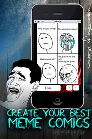 Meme Center Mobile App - make your own meme 20 meme making iphone apps hongkiat